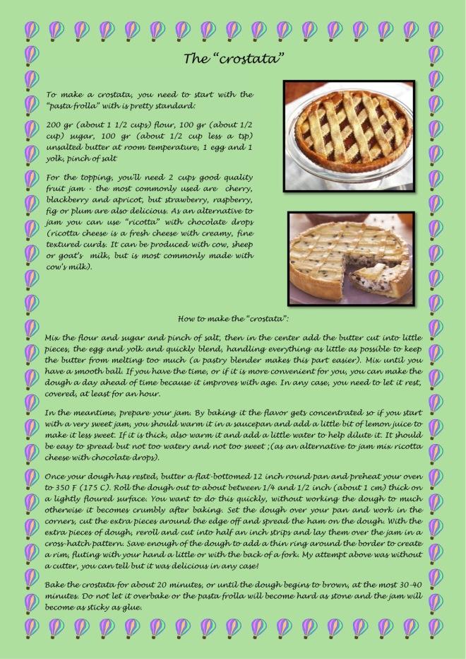 Italy-Recipe- the crostata made at the farmhousepage_1