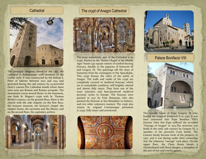 Italy-Tourist guide - ANAGNI (Frosinone) -page_2