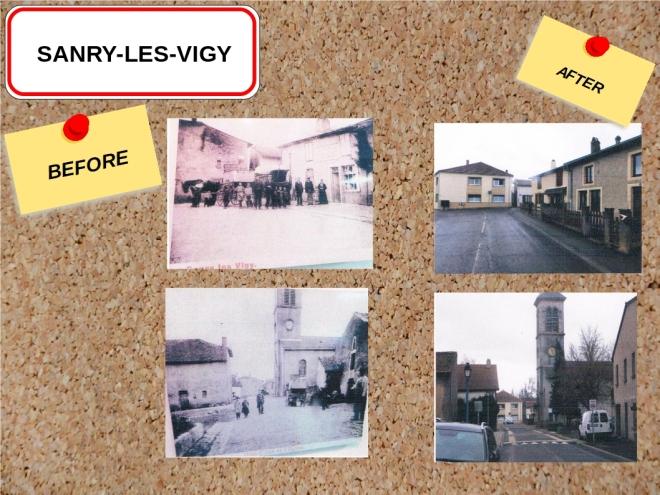 SANRY-LES-VIGY