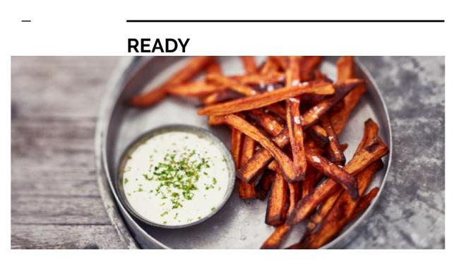 SWEET POTATO FRIES (3)